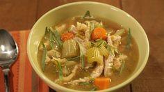 Turkey Spaetzle Stew