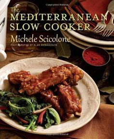 The Mediterranean Slow Cooker by Michele Scicolone http://www.amazon.com/dp/0547744455/ref=cm_sw_r_pi_dp_FHggub13SHDBS
