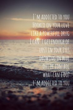 Lost In Your Eyes - Addicted To You Lyrics - Avicii