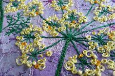 Fennel Blossom Trio, detail | by Kirsten Chursinoff