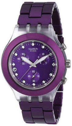 Swatch watch......yes please!