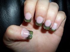 mossy oak camo nails for prom 2012 - i got my decals from: http://stores.ebay.com/luckystarstylenaildecals and they were like two bucks and put them under acrylics!