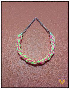 #collar #colores #trapillo
