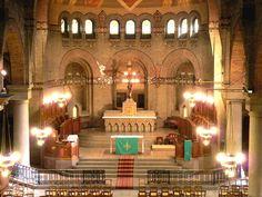 Saint Michel des Batignolles, Paris