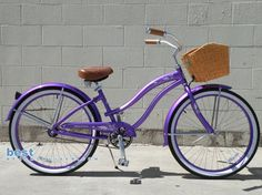 Ladies Bicycles With Baskets - Bing Images