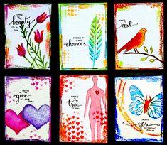 Choice Cards by karenika.com