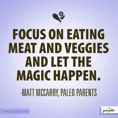Eat right.  #Paleo #Motivation #Inspirational #Quotes #Paleo #Recipe
