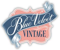 Blue Velvet Vintage - An Insider's Guide to Collecting and Wearing Vintage Clothing