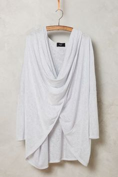 Entente Wrap Top - anthropologie.com #anthrofave