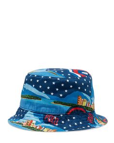 Team USA Reversible Bucket Hat - Hats  Hats, Scarves & Gloves - RalphLauren.com