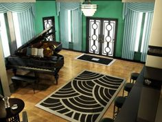 poirot interiors - Google Search