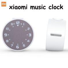 Original Xiaomi Mi Music Alarm Clock Portable Speaker Bluetooth 4.1 10M 2600mah Standby 360 Hours Wake Up By Music //Price: $60.99 & FREE Shipping //     #deal