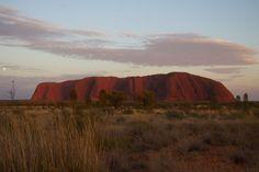 Uluru: a pebble in your hand
