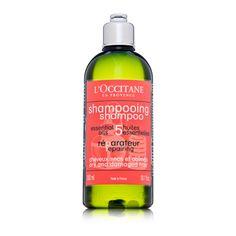 Elska þessar vörur..  Repairing Shampoo by L'OCCITANE