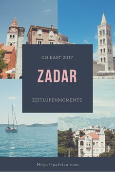 ZADAR - UNESCO Weltkulturerbe - Kroatien - Dalmatien - Roadtrip
