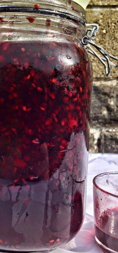 Bramble Brandy