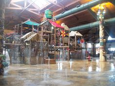 Great Wolf Lodge-A great Vacation Destination that has an indoor waterpark. Perfect for Kids #GreatWolfLodge