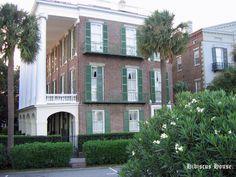 Charleston, Through My Eyes Photos property of Hibiscus House  Dolly Sarrio