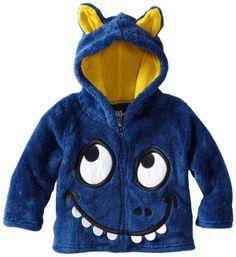Kids Winter Blue Monster..Too Cute