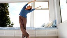 Yoga entraînement 50 ans