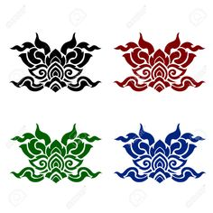 Line Thai Art Pattern Vector Illustration Royalty Free Cliparts, Vectors, And Stock Illustration. Thai Art, Pattern Art, Vector Art, Vectors, Stencils, Royalty, Clip Art, Ornaments, Drawings