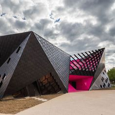Socio-cultural center in Mulhouse