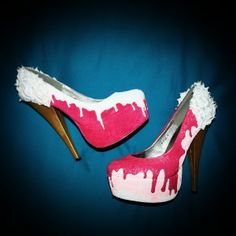 ice cream fashion awards dawntroversial shoes 3