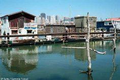 houseboat community san fransisco