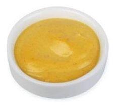 Cómo hacer salsa de miel y mostaza - 4 pasos - unComo Chimichurri, Barbacoa, Empanadas, Tapas, Food And Drink, Appetizers, Eggs, Fruit, Breakfast