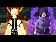 Naruto e Sasuke vs Madara AMV