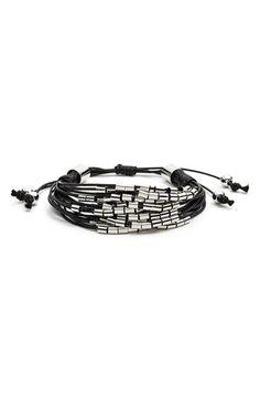Tasha+Beaded+Multi-Cord+Bracelet+available+at+#Nordstrom
