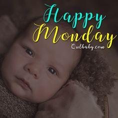 Hey It's Monday Again! Happy Monday  Everyone!   ~ www.Qulbaby.com   #kids #love #baby #babies #HappyMonday Morning Pics, Morning Pictures, Good Morning, Monday Again, It's Monday, Happy Monday Images, Babies, Face, Kids