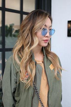 Cherin Choi LA Hair Colorist New Trends Photos