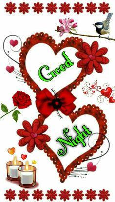 Good Night Angel, Romantic Good Night, Cute Good Night, Good Night Sweet Dreams, Good Night Image, Good Morning Good Night, Day For Night, Good Morning Images, Love Heart Images
