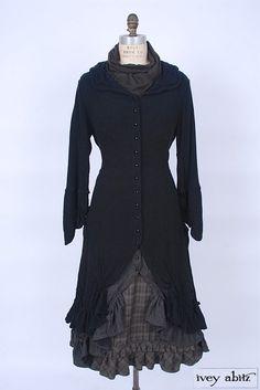 Vintage clothing custom made by Ivey Abitz