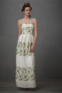 BHLDN Frondescence Wedding Dress – Adina's Bridal
