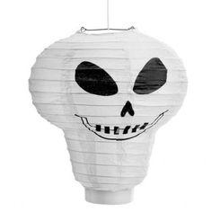 Halloween Lights - light up skull paper lantern Halloween Party Decor, Scary Halloween, Halloween Skull, Party Poppers, Spooky Treats, Paper Lanterns, Light Up, Balloons, Scene
