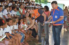 CONSTRUINDO COMUNIDADES RESILIENTES: SEDEC-RJ Mobiliza Municípios na Semana da F.E.