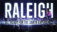 On March 11th, 12th and 13th at #PNCArena, #GarthBrooks will make his first major headline appearance in #Raleigh and his first appearance in the Triangle in over 18 years!