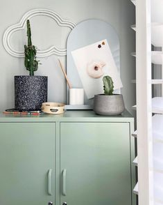 """norsu interiors on Instagram: """"Peekaboo. 👀 We could quite happily hang out in Harvey's room all day surrounded by these calming pastel tones...absolute heaven! 🙌🏼 Happy…"""""""
