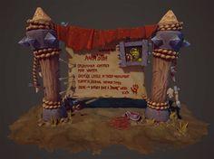 Blizzard CV, Denis Rogic on ArtStation at https://www.artstation.com/artwork/KExGr