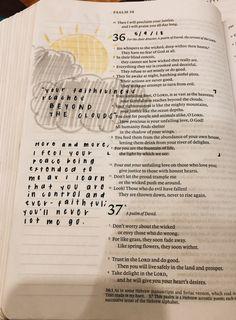 snapshots of my journaling Bible Notes, My Bible, Faith Bible, Bible Art, Bible Verses Quotes, Bible Scriptures, Faith Quotes, Me Quotes, Art Journaling