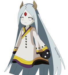 Chibi Kaguya by Warriorgirlxp