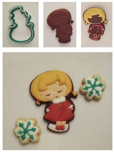winter girls cookies process | Flickr - Photo Sharing!