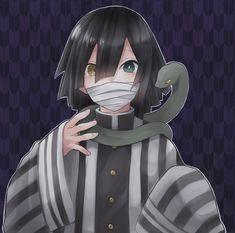 Chibi Anime, Anime Art, Cool Anime Girl, Anime Guys, Armin, Anime Stickers, Demon Slayer, Akira, Creepy