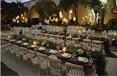 Wedding in San Miguel de Allende decoración by bariolés