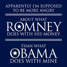 Golf, vacation, golf, vacation...  who the hell wants four more years of it?