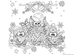 "<em class=short_underline>  </em> We have a brand new set of <strong> Winter Doodle </strong> Coloring printables for you! These are great for adults who like to color as well as children. The idea behind "" <em class=short_underline> Just Color! </em> "" is simple ~ theme packs all focused around coloring. The coloring pages are all in one download to make it easier to download and print all at once, in case you have coloring monsters like I do! If you want to make a mini c..."