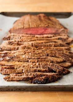 How To Cook Flank Steak in the Oven — Cooking Lessons from The Kitchn   The Kitchn
