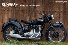 Sunbeam Model S8 500ohv  1953